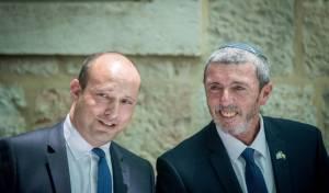 """הבית היהודי במו""""מ עם ימינה; פרץ יפרוש?"""
