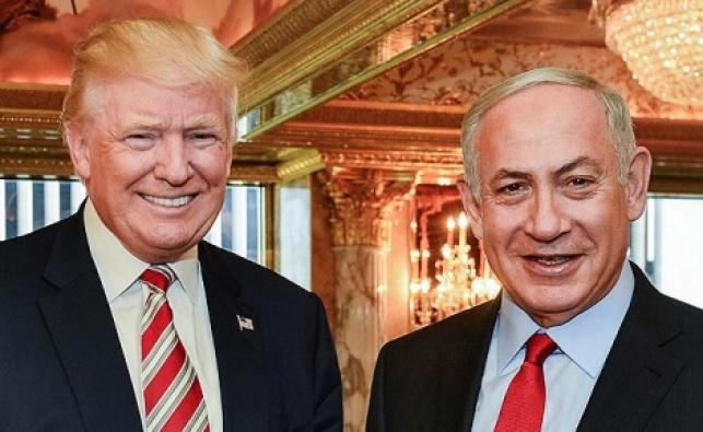 טראמפ: לא רוצה לגנות את ישראל בכהונתי