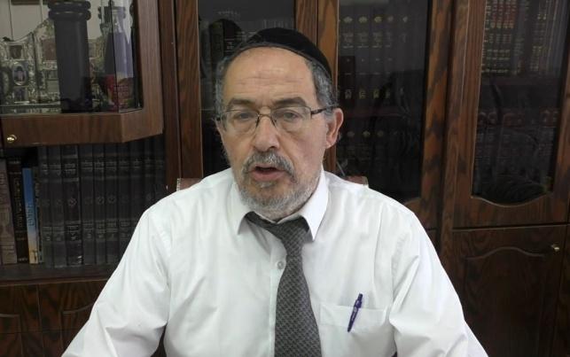 הרב מיכאל שושן
