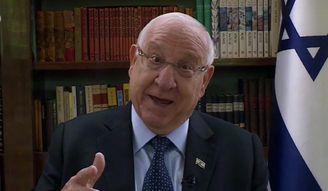 הנשיא מסביר: זה תפקידי בהרכבת ממשלה
