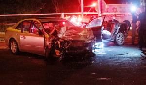 תאונה קטלנית ליד גבעת זאב, בחודשים האחרונים