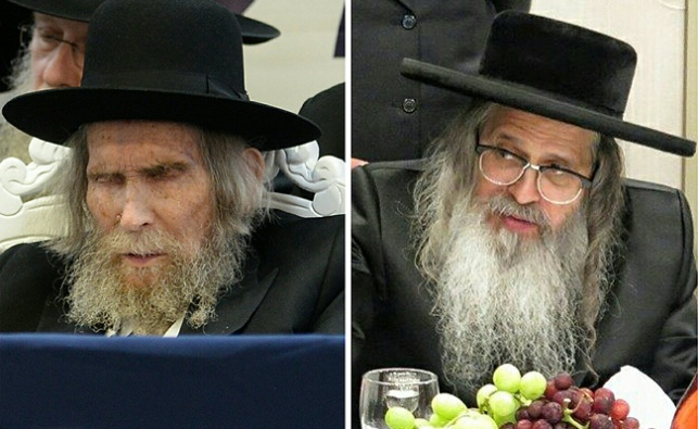 הרבי מסאטמר ומרן הרב שטיינמן