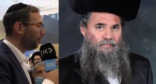 """דב אייכלר נפרד מדודו הרב חנוך סלוד ז""""ל"""