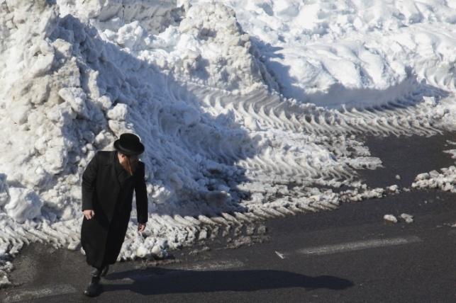 הסיפור האמיתי של סופת השלג