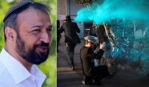 הפגנה של הפלג לצד ברכיהו - רב המשטרה על אירועי הפלג: זכותם להפגין