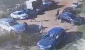 תג מחיר? נערים ניפצו רכבים של פלסטינים
