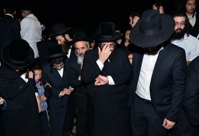 גלריה: אלפים בהלווית הרבנית שיק
