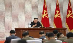 קים ג'ונג און בפגישה