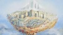 """קטע מתוך היצירה של חנה שטרסר """"מתוך ההפיכה"""". - חג החירות בראי האמנות החרדית"""