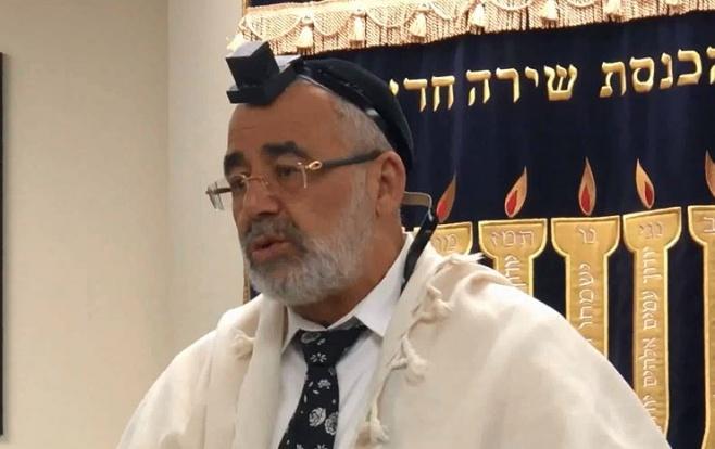 הרב שלמה זביחי עם דבר תורה בפרסית • צפו
