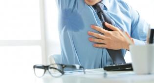 הזעת יתר. מסרבלת כמעט כל פעולה פשוטה - עושים סוף: 10 דרכים יעילות לטיפול בהזעת יתר