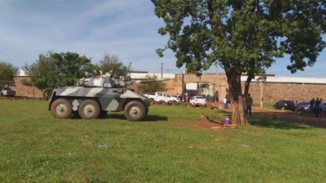 בריחת ענק מכלא בפרגאווי: 75 אסירים ברחו
