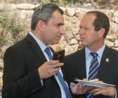 ניר ברקת וזאב אלקין - בשלישי: בליכוד ידונו במי לתמוך בירושלים