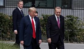 """ארה""""ב מתכננת להטיל סנקציות על טורקיה"""
