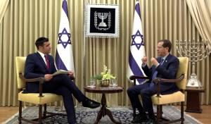 הערב ב'כיכר השבת': הנשיא בריאיון מיוחד