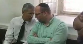 בן דוד, בבית המשפט - הוארך מעצר הפרסומאי החשוד בתקיפה