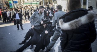ההפגנות בירושלים - כשאח נגד אח: רגש מעורב ירושלמי // דעה