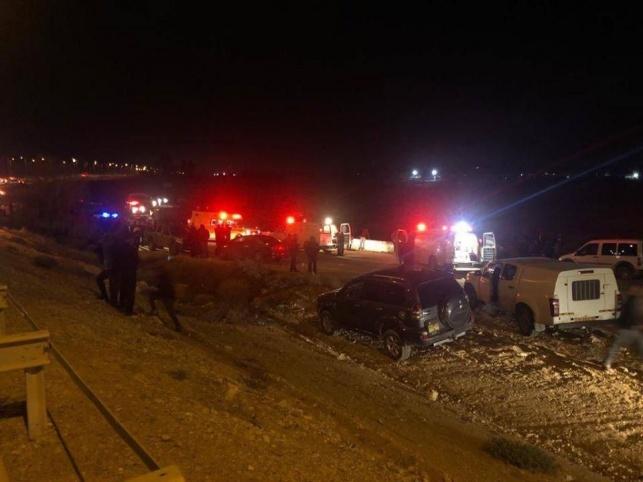 הרכב התהפך: שניים נהרגו ושניים נפצעו קשה