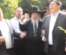 בקברי צדיקים: 'ונתנה תוקף' מר' ברוך מרדכי