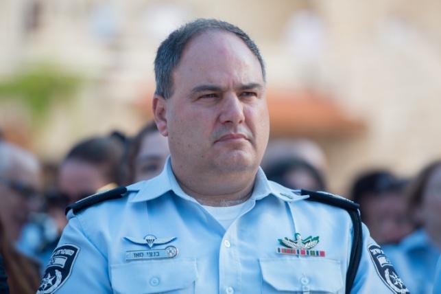 בסוף השנה: בנצי סאו פורש מהמשטרה