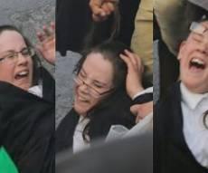 משיכת הנער בפאות - אוזני כלב לא, פאות חרדי כן // ישי כהן