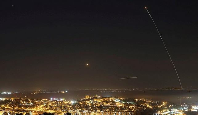 הירי נמשך: 2 רקטות נפלו באשדוד