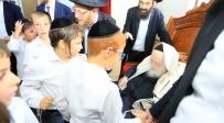 אצל גדולי ישראל: התלמידים נבחנו על 'ויקרא'