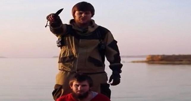 """פעיל דאע""""ש בפעולה. אילוסטרציה"""