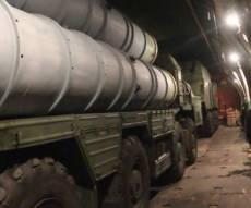 פריקת מערכת S-300 בסוריה