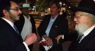 הפגישה האחרונה בין יובל טייב והרב סיטרוק. צפו