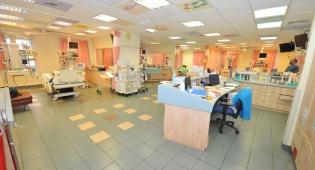 היחידה לטיפול נמרץ ילדים, מרכז הרפואי לגליל