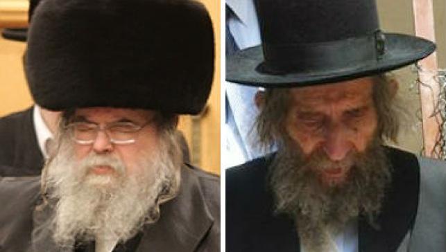 """הרב שטיינמן והאדמו""""ר מבעלזא"""