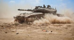 """אילוסטרציה - מטענים הופעלו נגד כוחות צה""""ל בגבול עזה"""