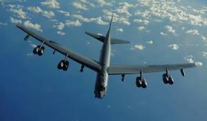 מטוס הקרב האמריקני. אילוסטרציה - רוסיה: מפציץ אמריקני התקרב לשטחנו