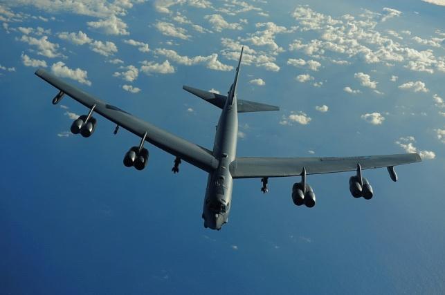 מטוס הקרב האמריקני. אילוסטרציה