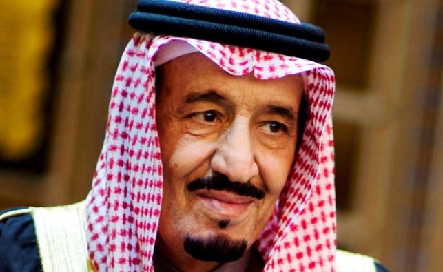 מלך סעודיה