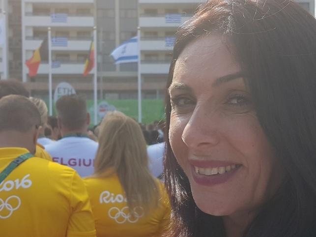 השרה באולימפיאדה