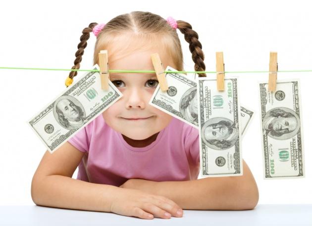 ילדים זה כסף? - ילדים שגדלים עם 'כסף' מאושרים יותר?