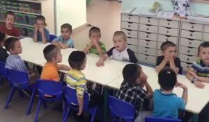 """ילדי הת""""ת התפללו להצלת יהודים מהסופה"""