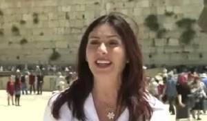 רגב קוראת לעליה להר ביום ירושלים - מירי רגב: 'מלאו את הר הבית בצהלת ילדים'