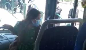 הפקק, והורדת נוסעים מאוטובוס בידי חיילי פיקוד העורף