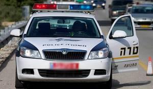 """עו""""ד נעצר בחשד לתקיפת שוטר"""