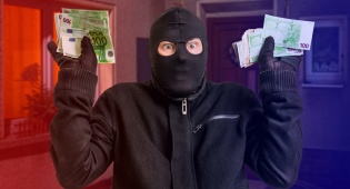 שודד לא מוצלח: שדד בנק והשאיר מס' ת.ז