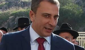 ראש העיר יוסי בן דוד