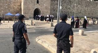 הלילה בירושלים: אלו הרחובות שייחסמו