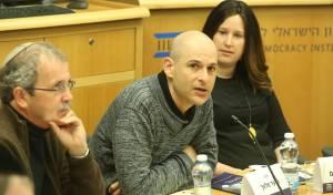 """ד""""ר גלעד מלאך, המכון הישראלי לדמוקרטיה"""
