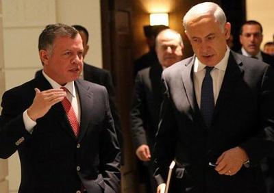 """ראש הממשלה נתניהו מספר על מאמציו - המשבר עם ירדן: נתניהו - """"אני פועל בנושא"""""""