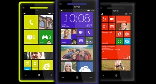 סמארטפון HTC ווינדוס פון 8 8X