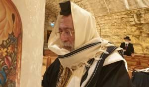 """הראשל""""צ והמקובלים התפללו לביטול המגיפה"""