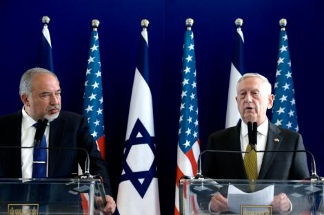 """מאטיס בישראל: """"לסוריה יש עוד נשק כימי"""""""